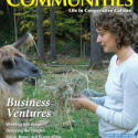 Communities magazine Business Ventures Summer Issue
