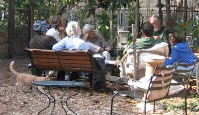 FIC Regional Networking Committee meets at LA Ecovillage