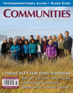 Communities magazine #166 Spring 2015