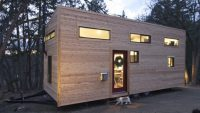 Beautiful Tiny Home costs couple only $22,000 - 2