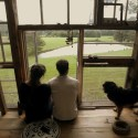 Smart Couple Builds Cabin of Windows for $500