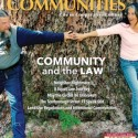Community and the Law – Communities Fall Issue
