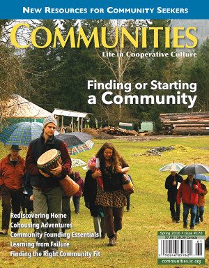 Finding or Starting a Community