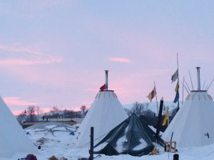The Gift Economy of Standing Rock