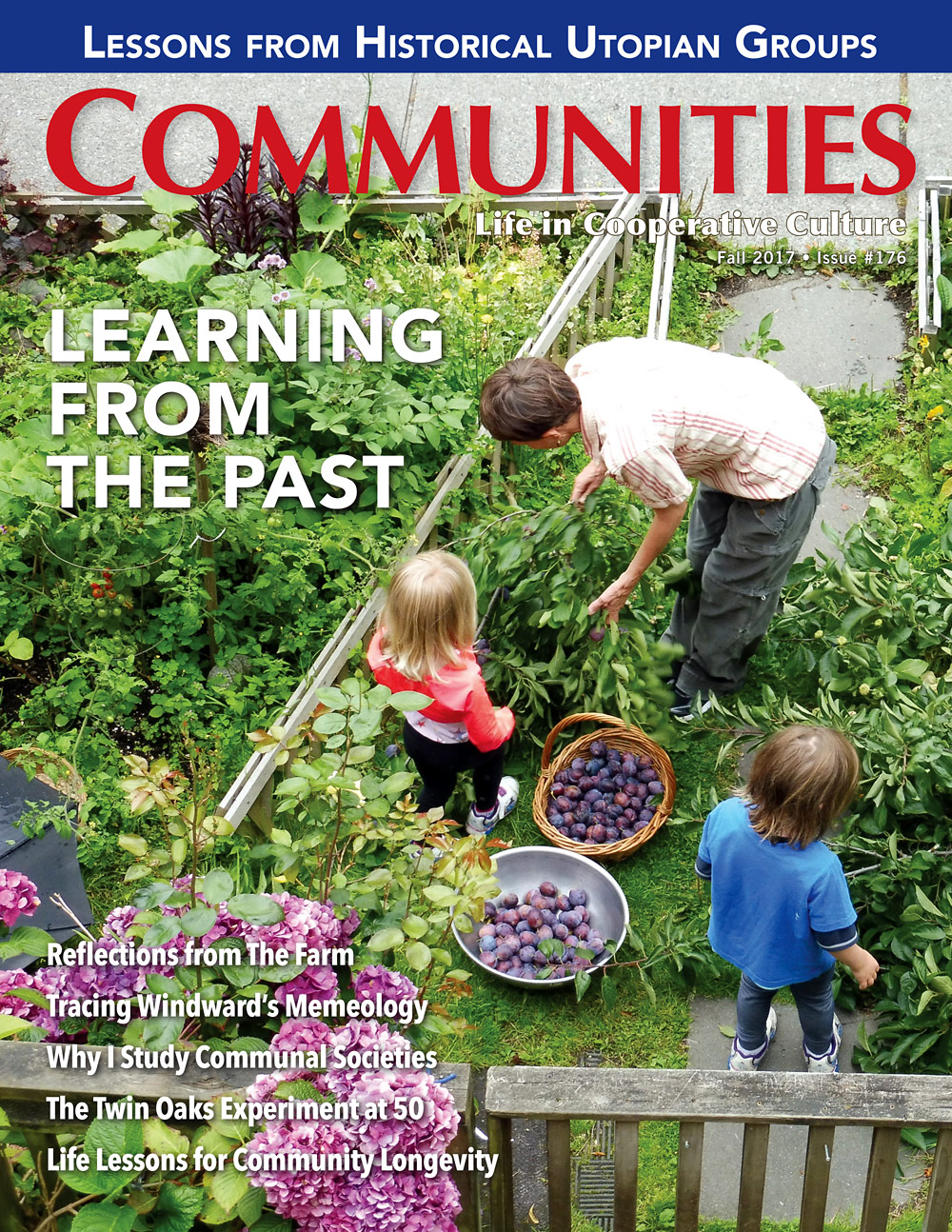 Communities magazine fall #176