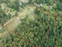 Whidbey Island, 7 lots available in 16 family, 10 acre  beautifully forested site. Walk to town.