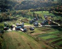Vermont EcoVillage house for sale at Cobb Hill Cohousing and Cedar Mountain Horse-Powered Farm