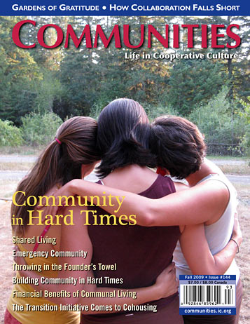 Cover Communities magazine #144